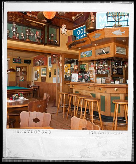 Ons gezellige bruin Café