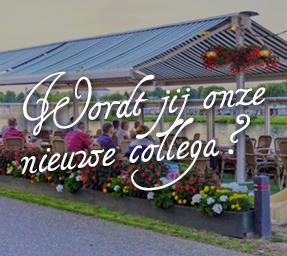 Werken bij Cafe Kanters in Ool aan de Maas